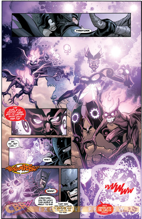 Superman/Batman #84 featuring Firestorm