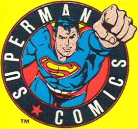 Superman Comics - July 1987