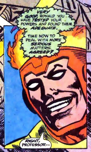 Firestorm the Nuclear Man #1 drawn by Al Milgrom, Klaus Janson, and Joe Rubinstein