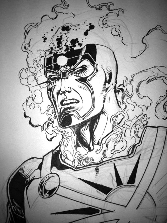 Ronnie Raymond from FURY OF FIRESTORM: THE NUCLEAR MEN