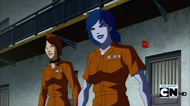 Killer Frost on Young Justice Terrors