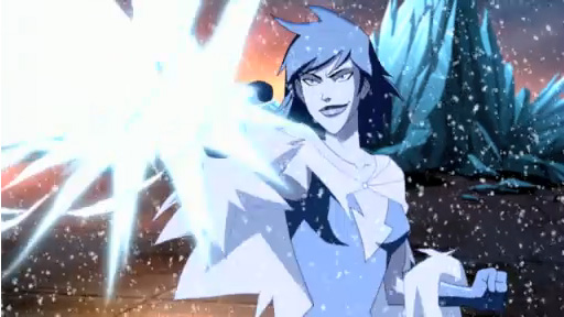 Killer Frost on Young Justice