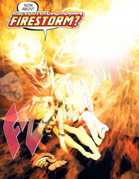 Fury of Firestorm - Brightest Day